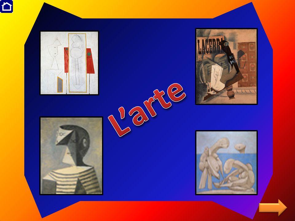 Pablo Ruiz Picasso nasce il 25 ottobre 1881 a Málaga, in Andalusia.