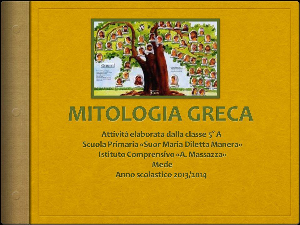 La mitologia greca è la raccolta e lo studio dei miti appartenenti alla cultura religiosa degli antichi greci e che riguardano i loro dei eroi.