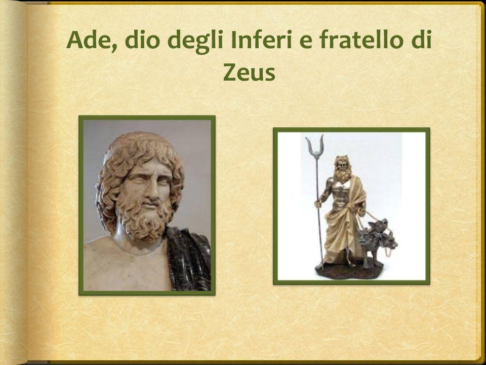 Afrodite, è la dea dell amore, della bellezza, della sessualità e dei giardini Le donne le portavano offerte perché le aiutasse ad avere dei figli.