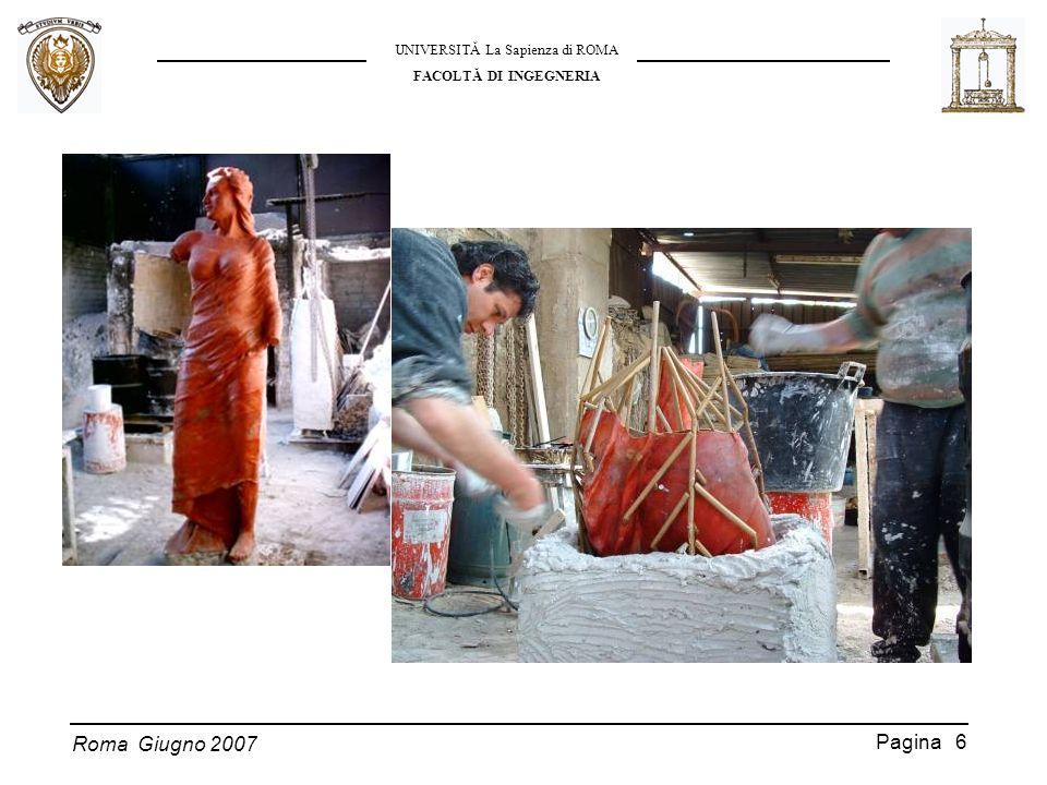 Roma Giugno 2007 UNIVERSITĂ La Sapienza di ROMA FACOLTĂ DI INGEGNERIA Pagina 87 Scelta dei processi e della sequenza delle fasi Quarto passo: cicli alternativi.