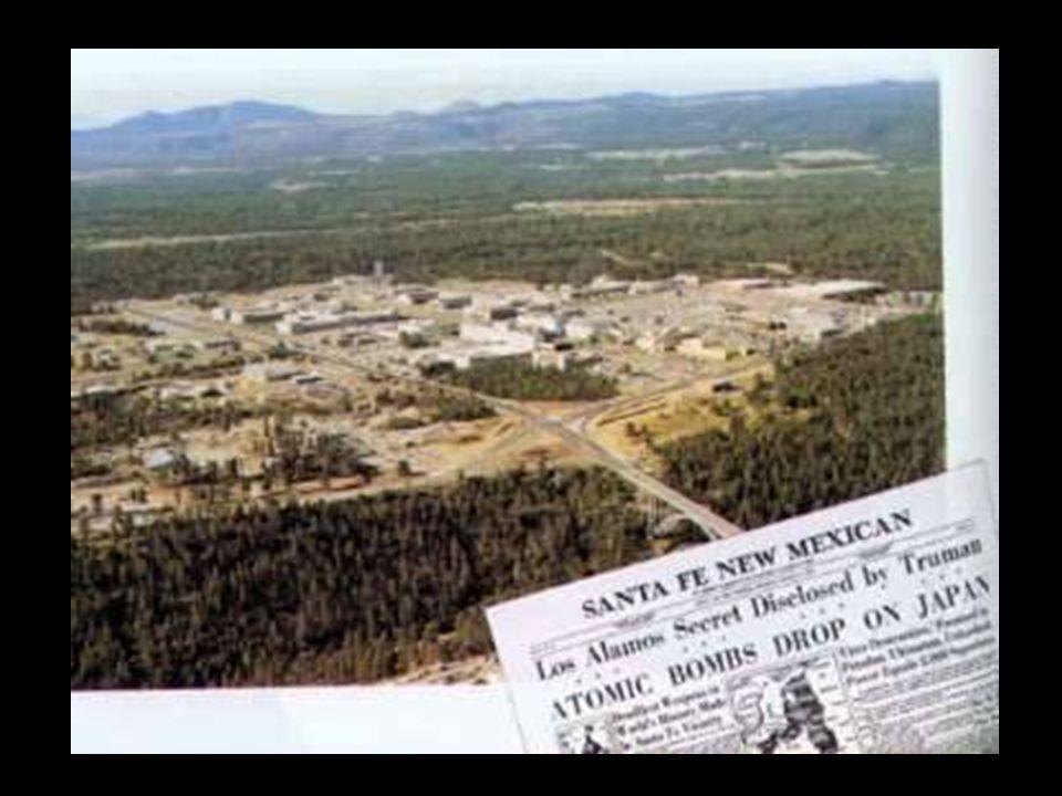 Los Alamos 2 Poca ricerca, molta ingegneria: il lavoro con Von Neumann sui sistemi di calcolo Prestigiose collaborazioni: H.