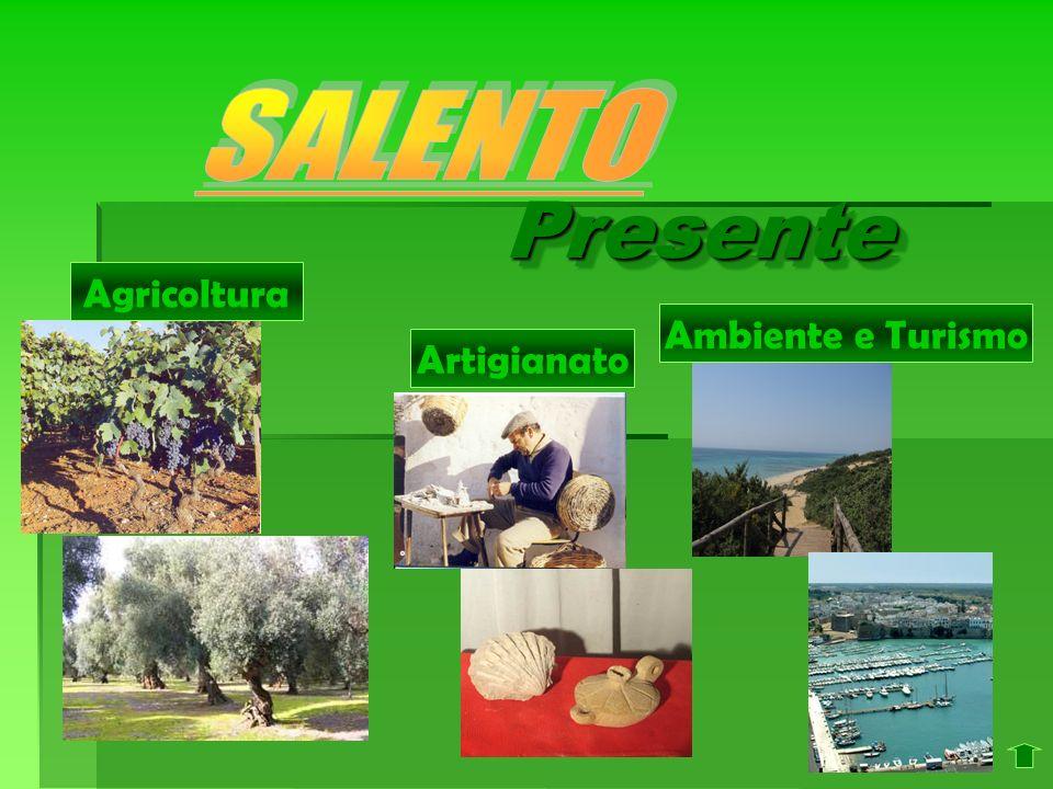 Presente Artigianato Ambiente e Turismo Agricoltura