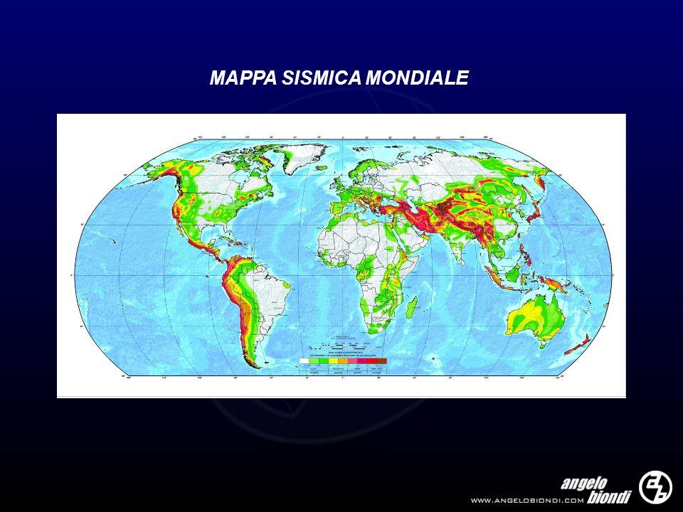 MAPPA SISMICA ATTUALE (2004)