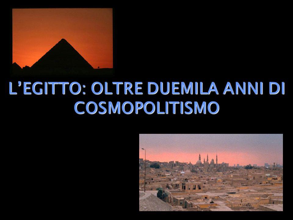 LEGITTO: OLTRE DUEMILA ANNI DI COSMOPOLITISMO