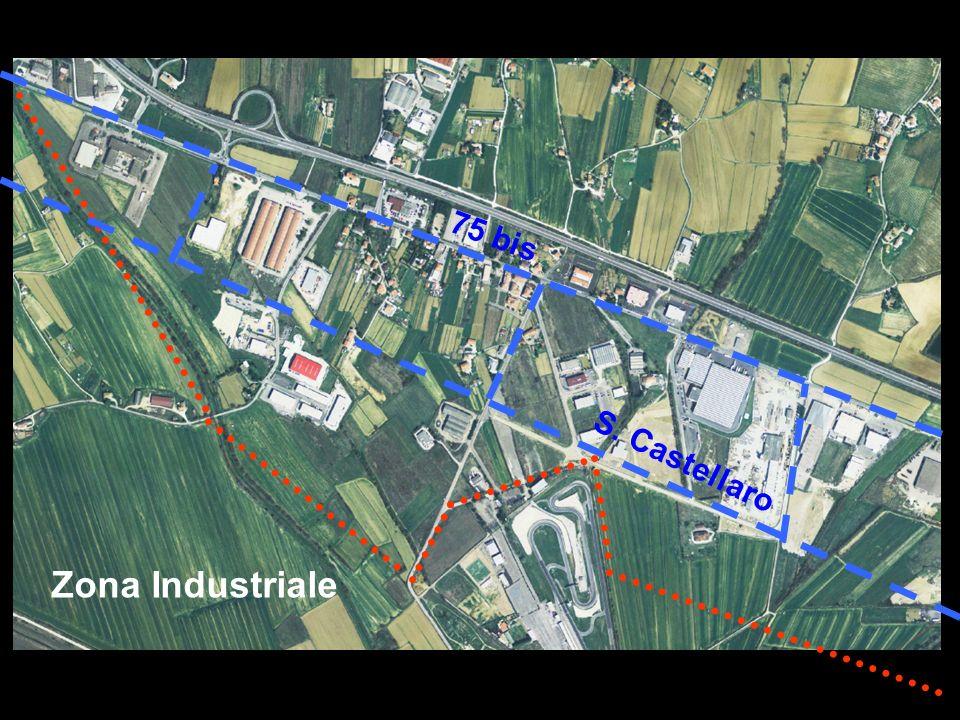 Zona Industriale 75 Bis 75 bis S. Castellaro