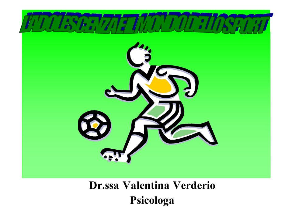 Dr.ssa Valentina Verderio Psicologa