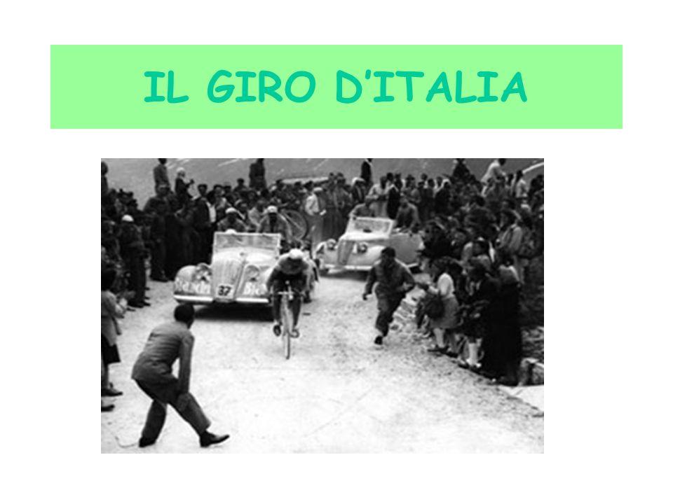 BREVE STORIA Il 13 maggio1909 prese il via da Milano la prima edizione del giro dItalia, organizzato dalla Gazzetta dello Sport.