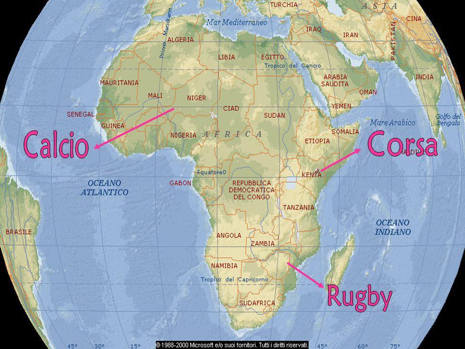 La storia sportiva degli stati dellAfrica sahariana è molto recente.