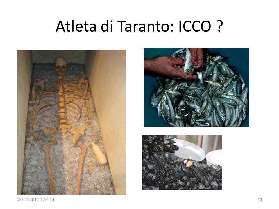 Atleta di Taranto: ICCO ? 08/04/2014 2.56.0011