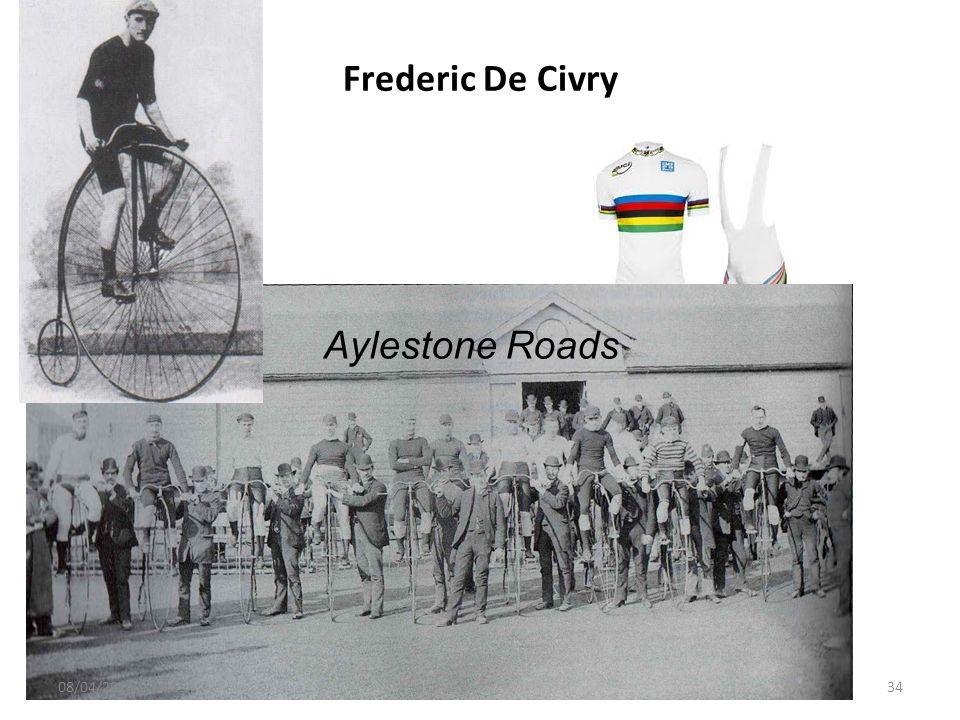 Frederic De Civry Aylestone Roads 08/04/2014 2.56.0034