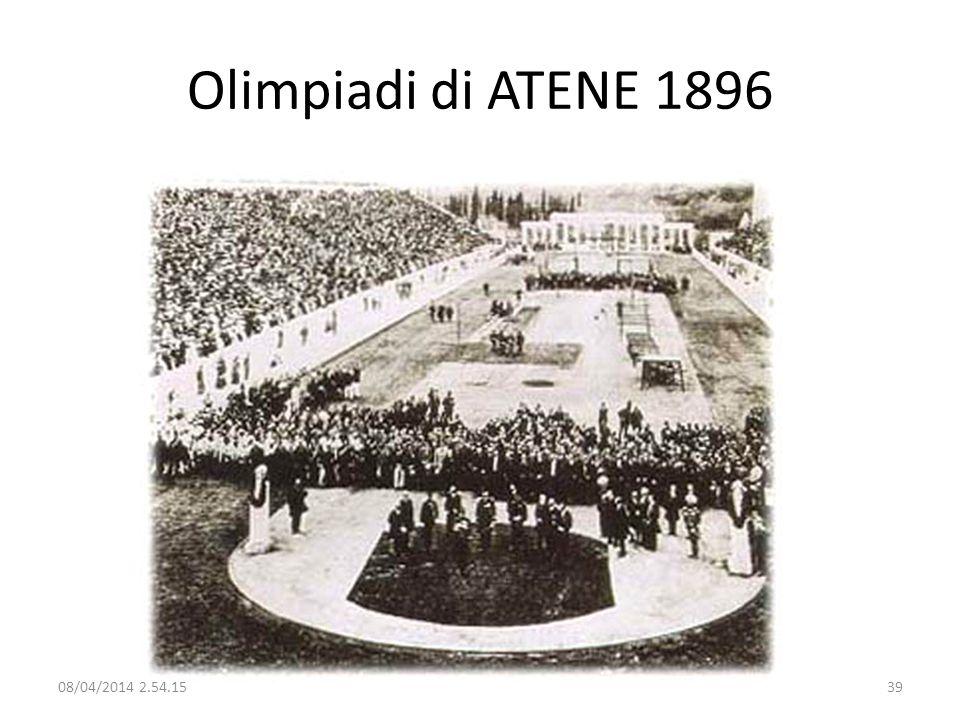 Olimpiadi di ATENE 1896 08/04/2014 2.56.0039