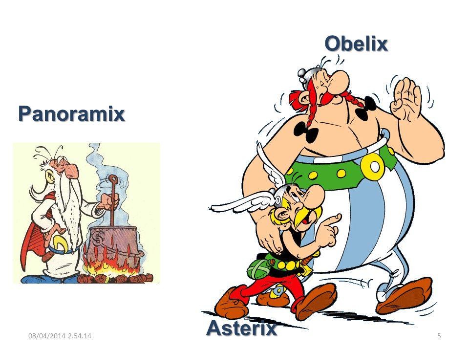 Panoramix Asterix Obelix 5