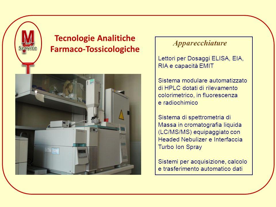 Apparecchiature Lettori per Dosaggi ELISA, EIA, RIA e capacità EMIT Sistema modulare automatizzato di HPLC dotati di rilevamento colorimetrico, in flu