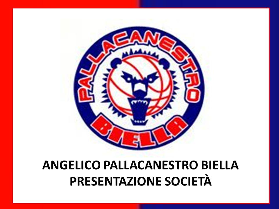 ANGELICO PALLACANESTRO BIELLA PRESENTAZIONE SOCIETÀ