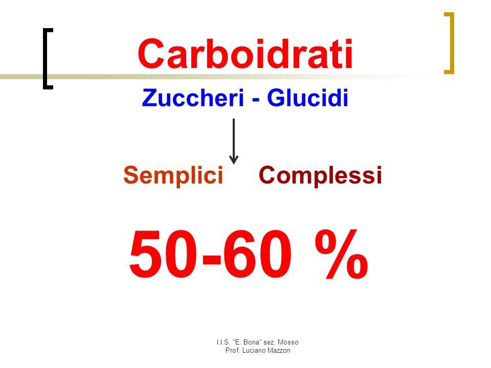 I.I.S. E. Bona sez. Mosso Prof. Luciano Mazzon Fai da te DIETA Mediterranea Vegetariana ?
