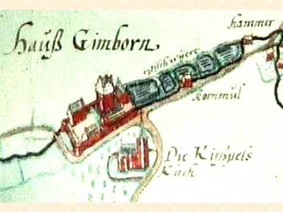 Il vessillo con larmatura dei nobili Kreuwel Gimborn, un luogo storico