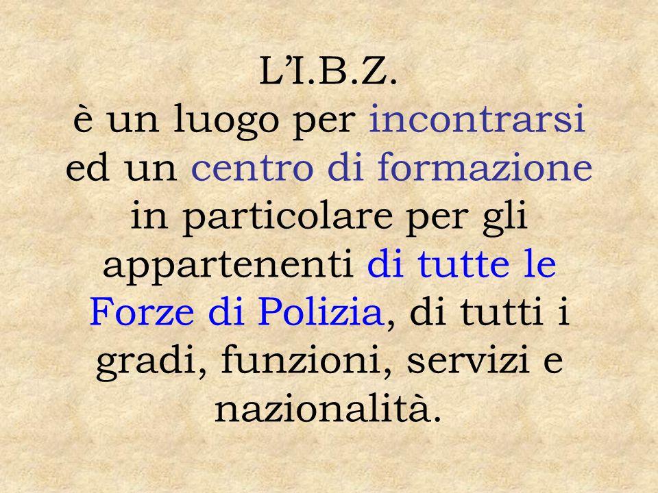 30 anni IBZ lanniversario 24 Ottobre del 1999