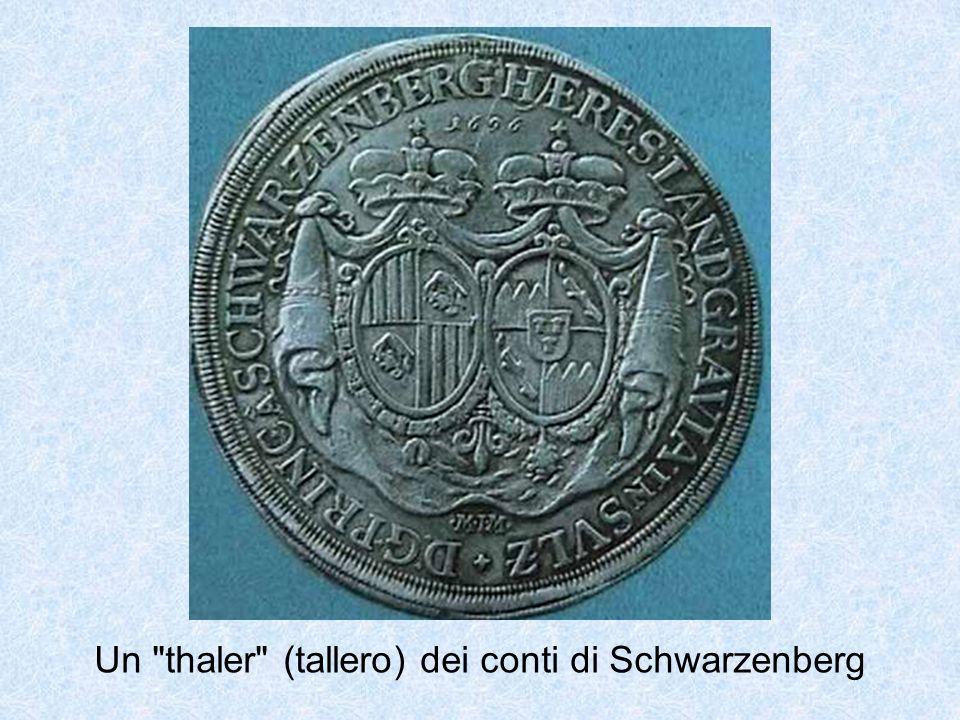 Primo Ministro del Duca di Brandenburgo fondatore del Dominio immediato Gimborn-Neustadt Adam Barone di Schwarzenber g 1583 - 1641