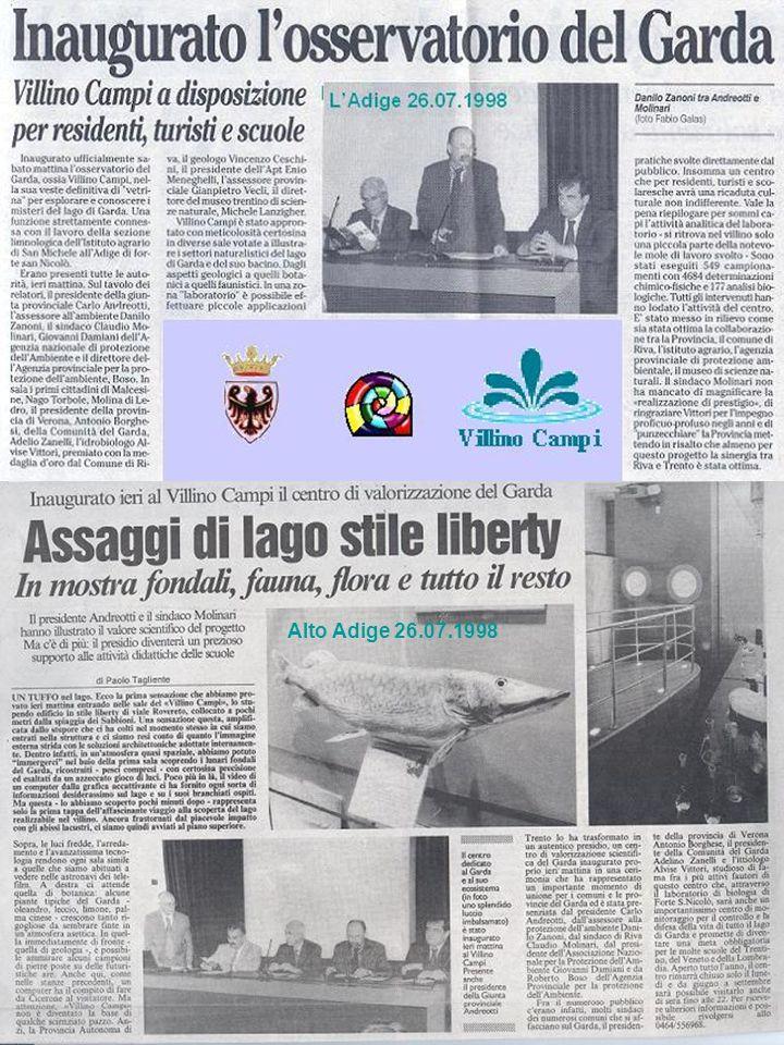 Esploratori a Villino Campi 7-8-9 luglio 2009 Didattica