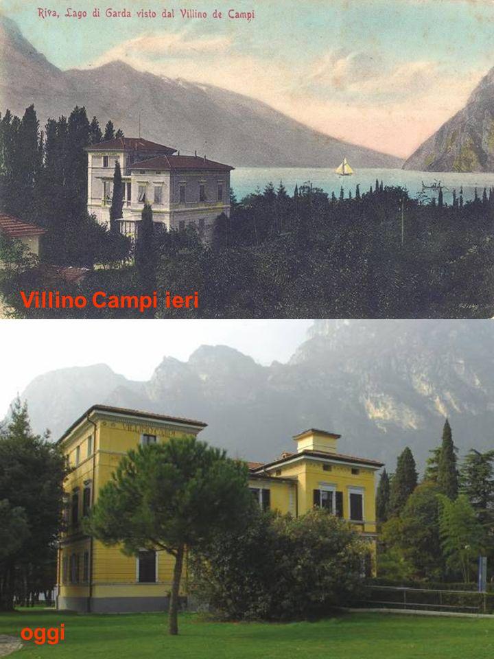 Villino Campi ieri oggi