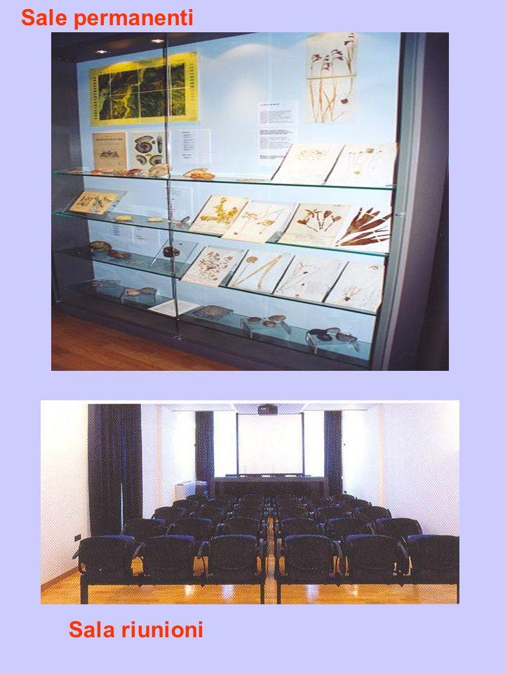 Sala riunioni Sale permanenti