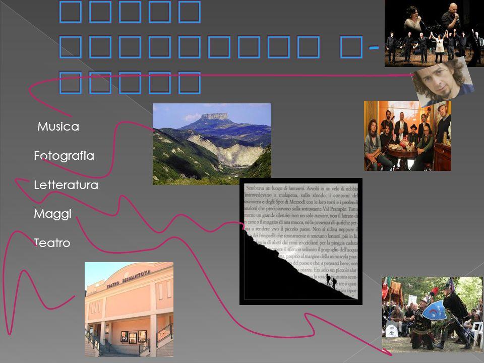 Musica Fotografia Letteratura Maggi Teatro