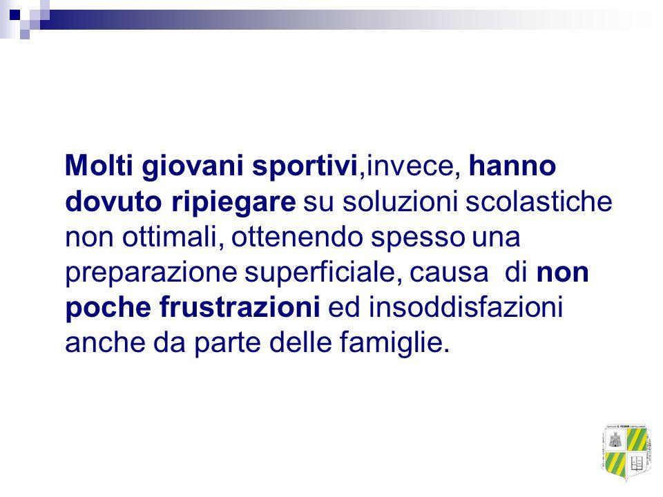 CONTATTI Referente Marketing Sportivo - Settore Calcio: Sig.