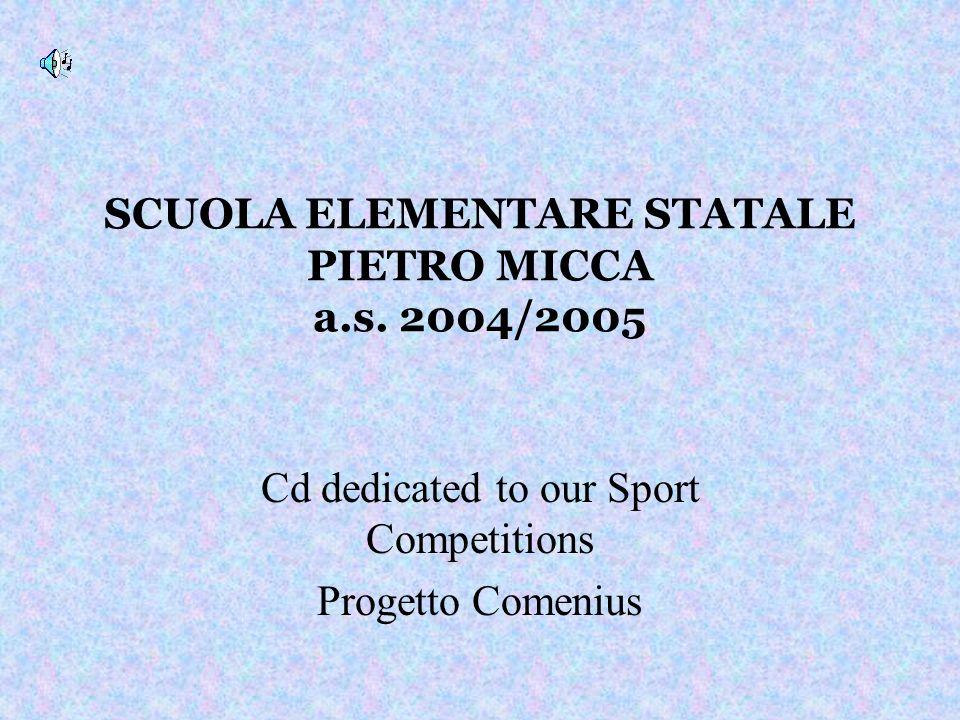 SCUOLA ELEMENTARE STATALE PIETRO MICCA a.s.