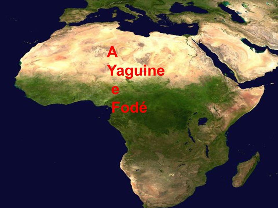 A Yaguine e Fodé