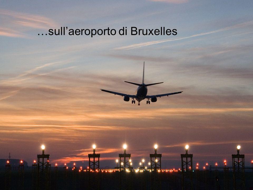…sullaeroporto di Bruxelles