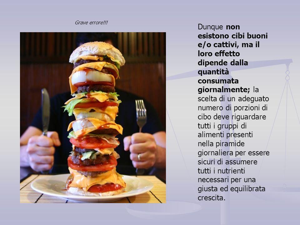 Per comprendere che cosa si significa una alimentazione corretta bisogna conoscere il valore nutrizionale dei principi alimentari che sono: proteine, carboidrati, lipidi, sali minerali, vitamine, acqua.