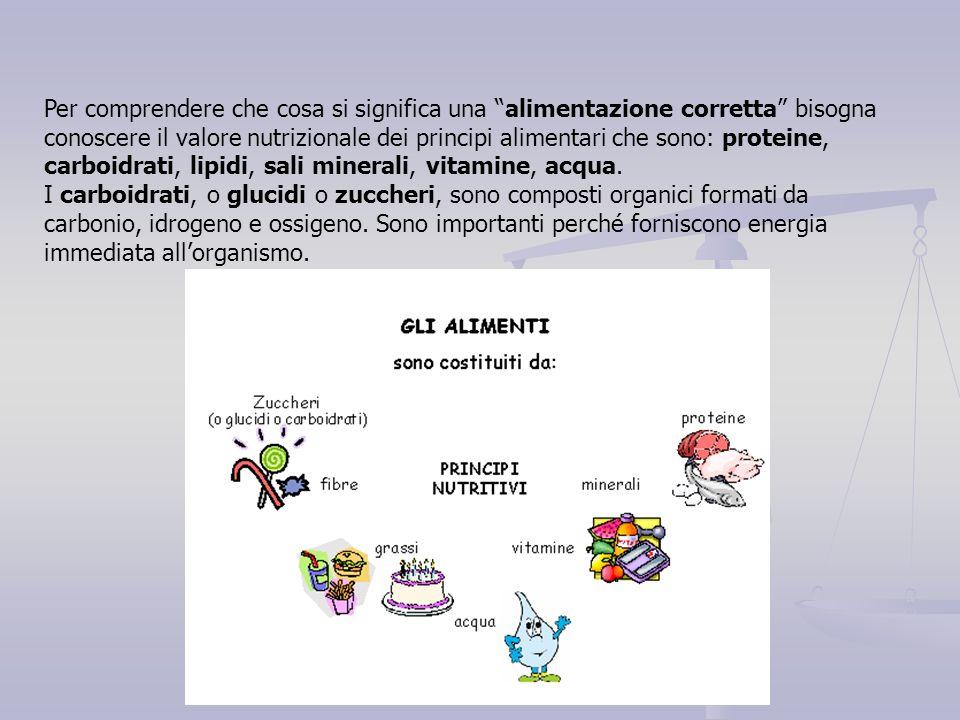 I lipidi, o grassi, sono composti organici insolubili in acqua che nellorganismo costituiscono materiare di riserva energetica.