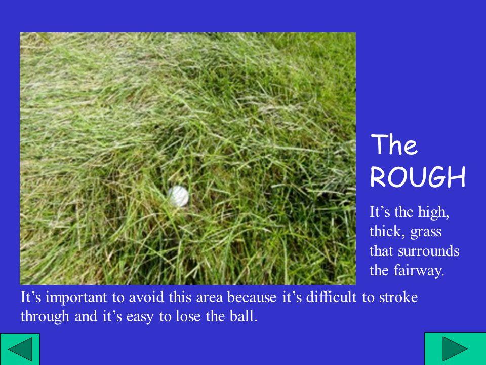 E importante evitare di mandarci la pallina perchè da lì è difficile eseguire il colpo ed è facile perdere la palla.
