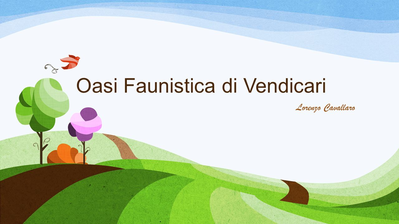 Oasi Faunistica di Vendicari Lorenzo Cavallaro