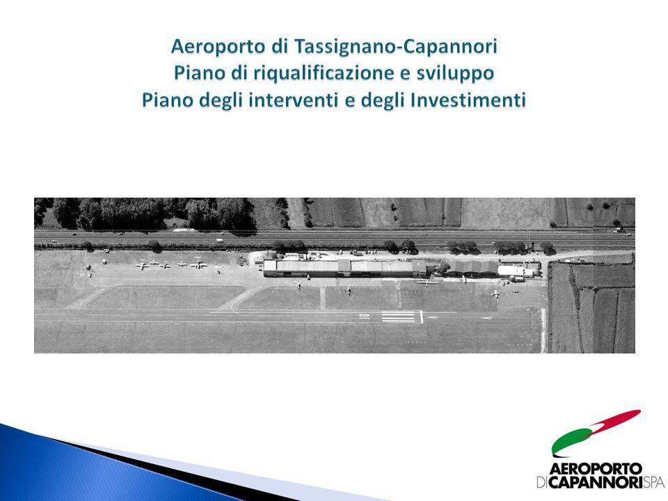 La Società Aeroporto di Capannori S.p.A.