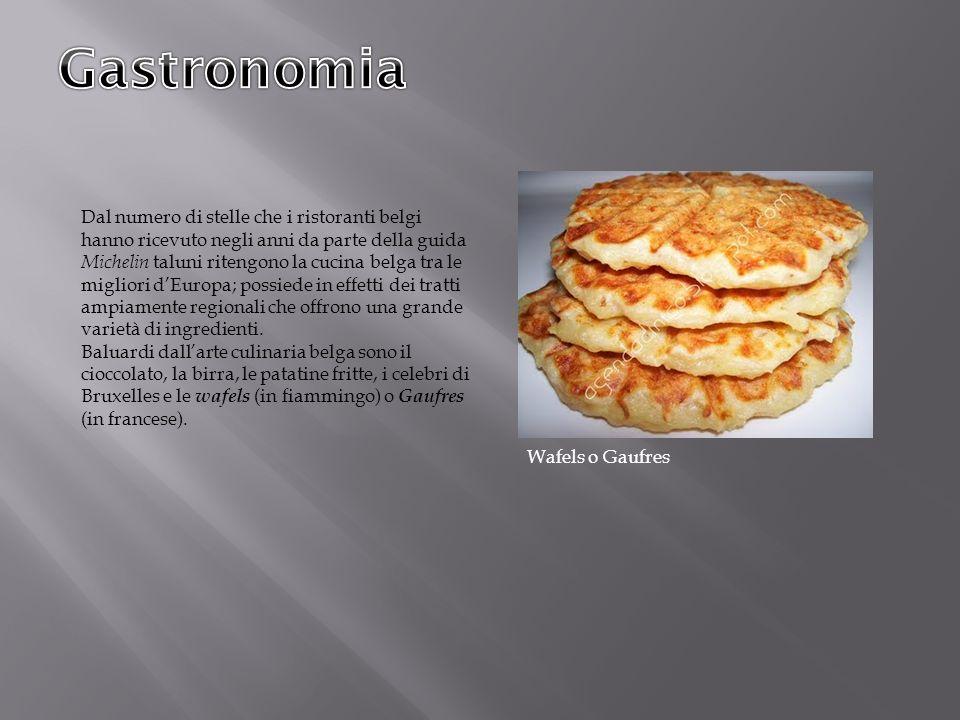 Dal numero di stelle che i ristoranti belgi hanno ricevuto negli anni da parte della guida Michelin taluni ritengono la cucina belga tra le migliori d