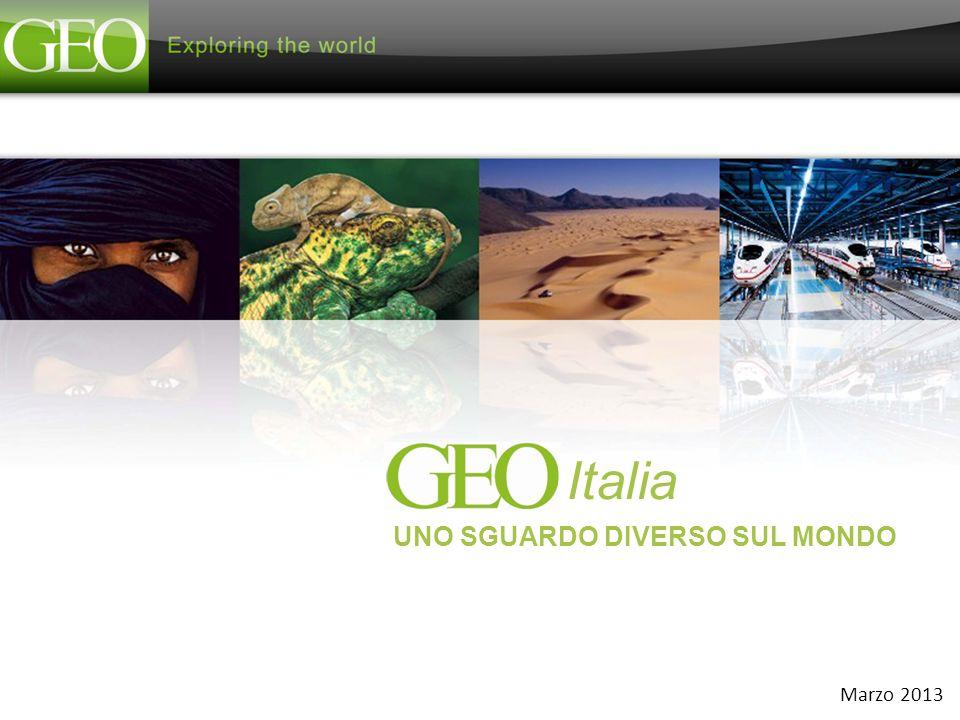 Marzo 2013 UNO SGUARDO DIVERSO SUL MONDO Italia