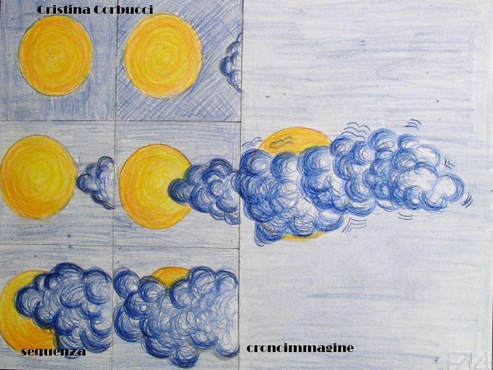 sequenza cronoimmagine Cristina Corbucci