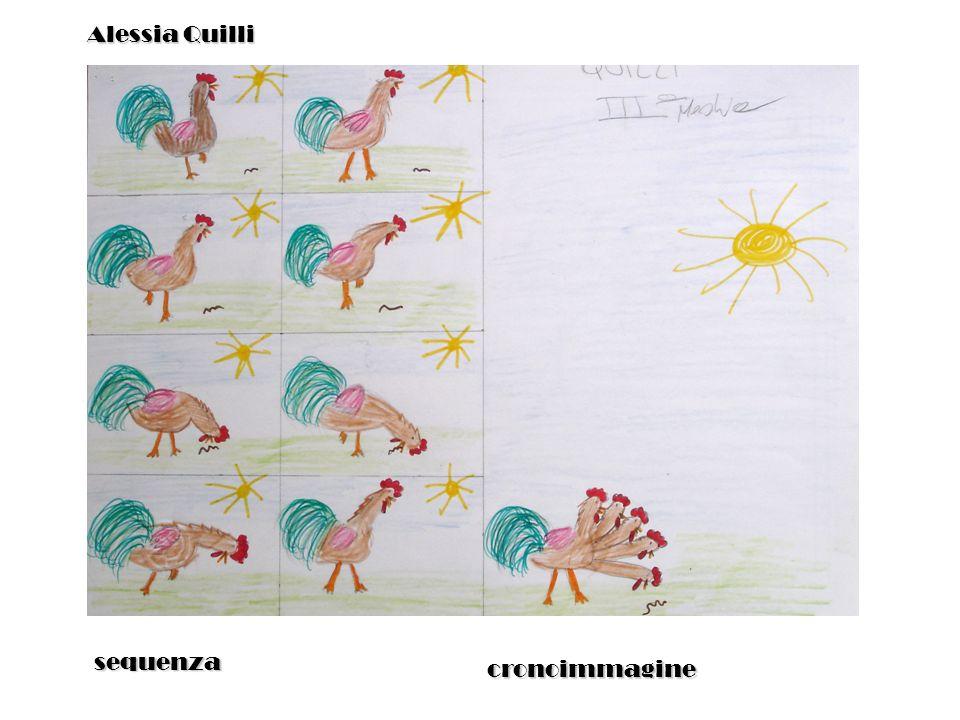 sequenza cronoimmagine Alessia Quilli
