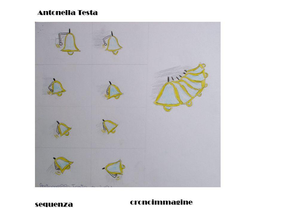 sequenza cronoimmagine Antonella Testa