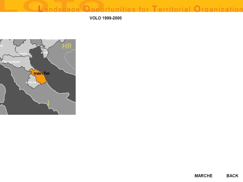 MARCHE VOLO 1999-2000 BACK