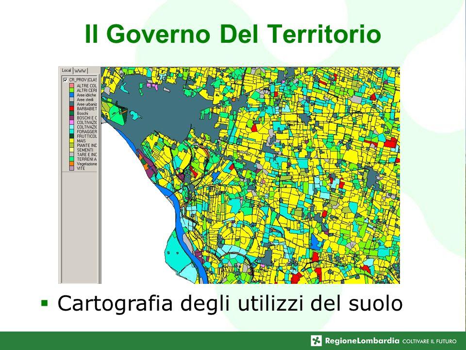 Cartografia degli utilizzi del suolo
