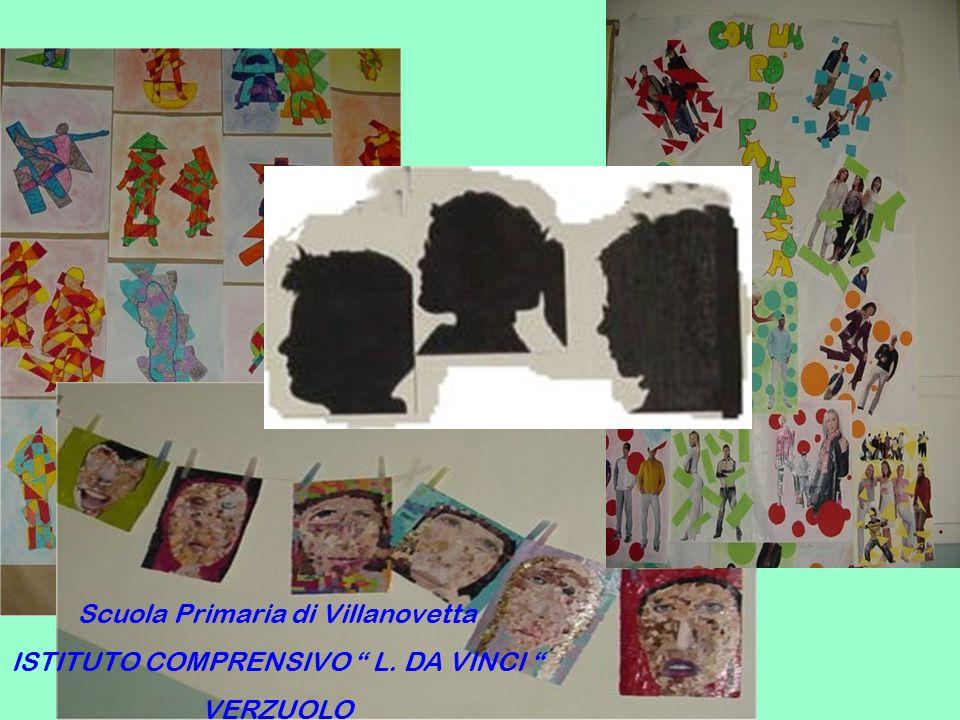 Scuola Primaria di Villanovetta ISTITUTO COMPRENSIVO L. DA VINCI VERZUOLO
