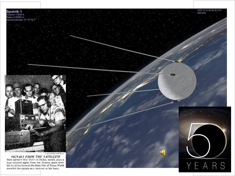 …un pò di storia… … dal 1983, organizzazioni di radioamatori hanno lavorato con la Agenzie Spaziali per far volare equipaggiamenti radio e organizzare attività educative e con il coinvolgimento degli astronauti.