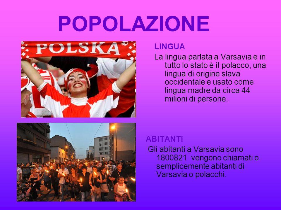 ECONOMIA SISTEMA ECONOMICO La Polonia è una dei maggiori centri industriali.