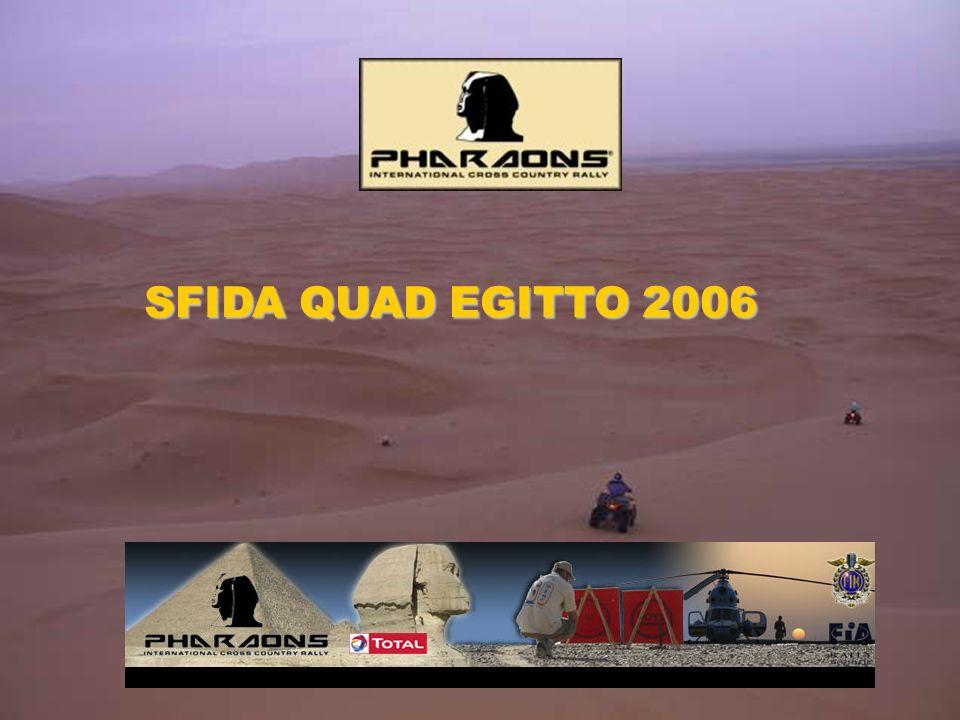 SFIDA QUAD EGITTO 2006 SFIDA QUAD EGITTO 2006