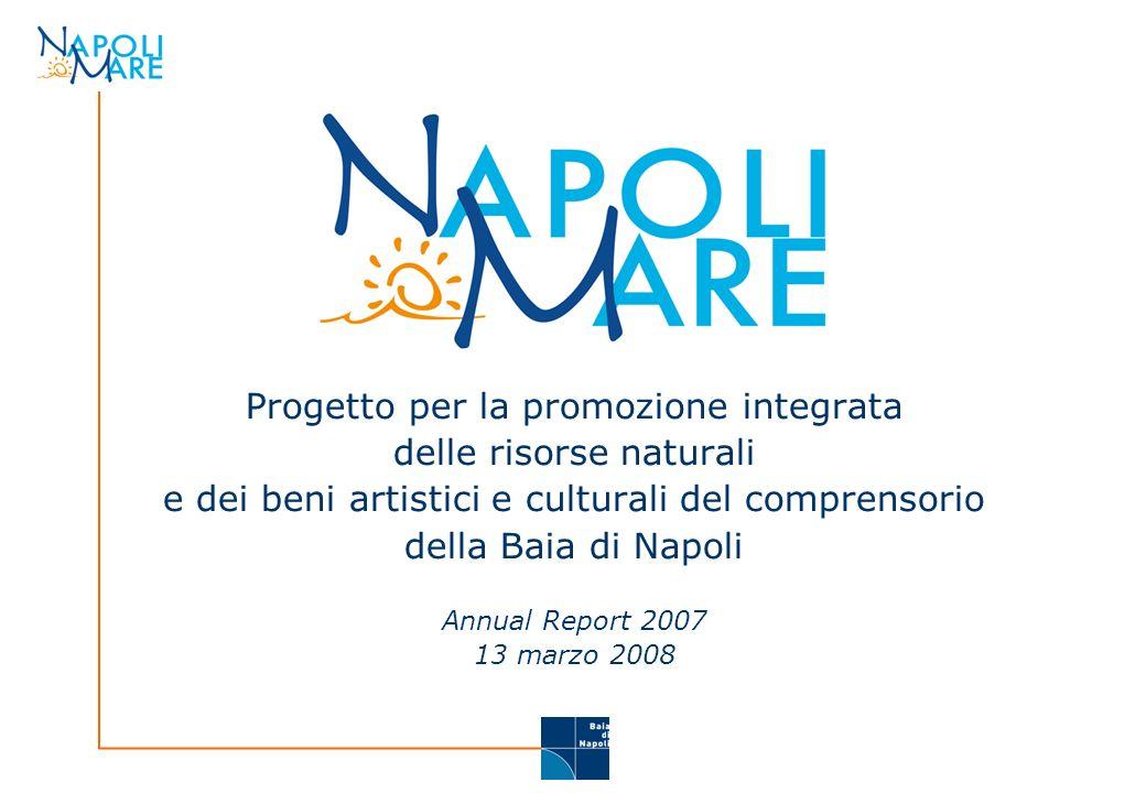 GENNAIO 2007 –Presentato alla stampa e ai media il progetto NapoliMare sull ammiraglia Msc Opera.