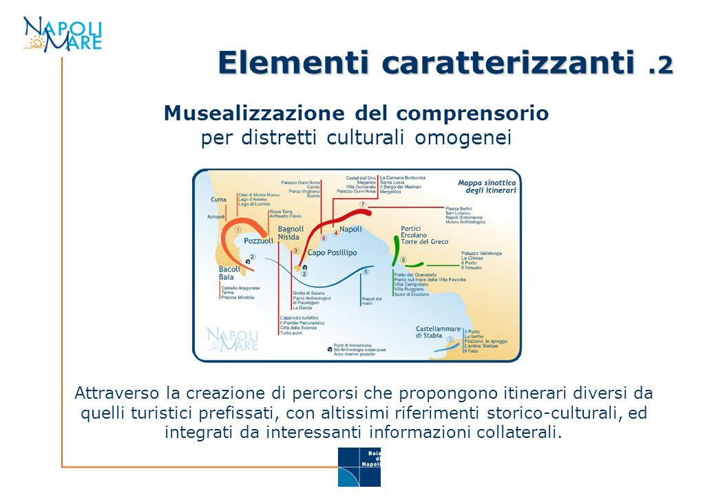 Un brand e una vision, che fanno trasparire una strategia di marketing di territorio e di prodotto (pianificazione di tipo industriale) ed orientati alla costruzione di una Fabbrica Territoriale Diffusa.