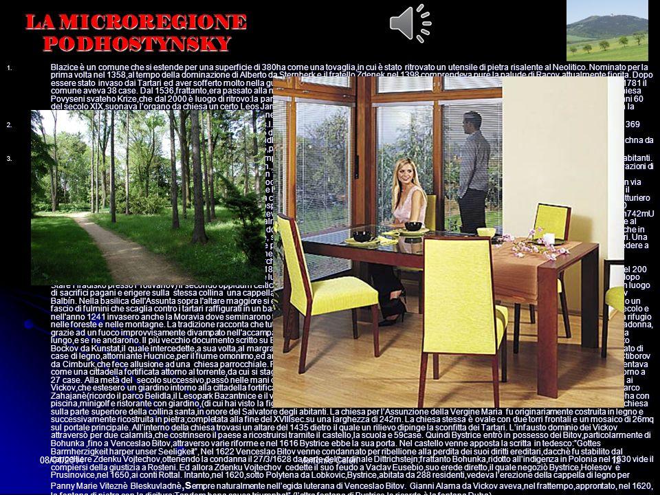 08/04/2014Antonio Celeri11 LA MICROREGIONE KROMERIZSKO 5. Lutopecny è un comune della superficie di 487 ha.,divisa nelle due frazioni di Lutopecny e M