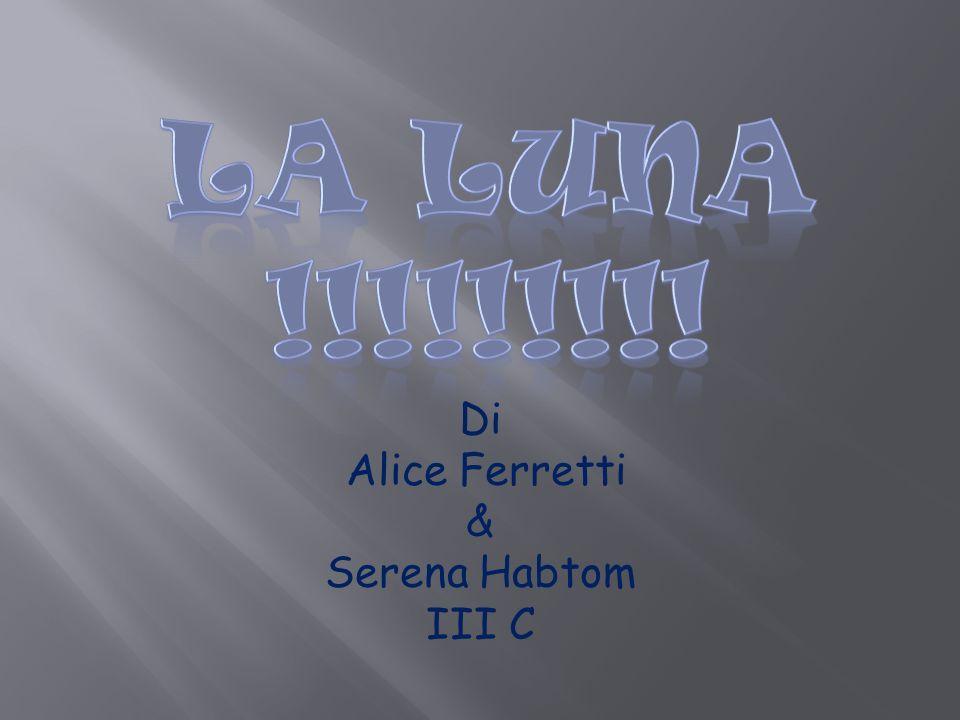 Di Alice Ferretti & Serena Habtom III C
